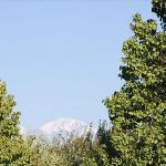 View to tthe Mendoza Mountains