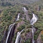 Waterfall at Franz Josef