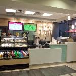 Welcome to Press Coffee Bar in Secaucus, NJ