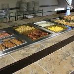 Inclusive Full Hot Breakfast Buffet