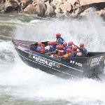 ride the grade 5 rapids