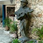 Statue von Compay Segundo