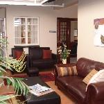 Guest Lounge at 8A Haven Road