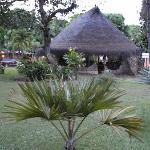 Die Anlage und der Pavillon