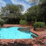 Kirawira Tented Camp swimming pool