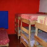 dormitorio general hombres