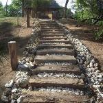 scala di conchiglie