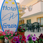 WELCOME AT HOTEL GRAZIA