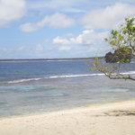 Magpupungko Beach