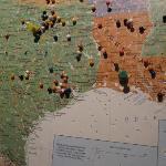 Beau Jo's Map