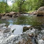 Enchanted river natural whilpools