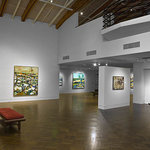 Contemporary galleries of Monterey Museum of Art-La Mirada