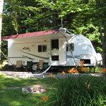 Site de camping