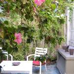 garden suite patio