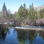 Mammoth Lakes- nearby the hotel (driving distance)