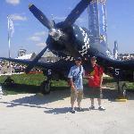 visiting Oshkosh airventur