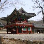 Bogyeongsa Tempel