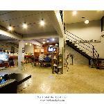WE bangkok lobby
