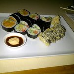 Meal (4 types of sushi)