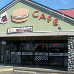 Lincoln City, Oregon - 60's Cafe