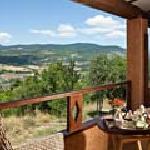 le Mont-Ventoux depuis le duplex Provence-Asie