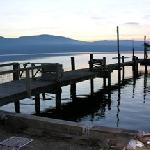 The Sequim dock