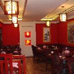 Foto kitajska restavracija kitajski zmaj
