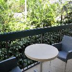 Resort Family Room little balcony off main room