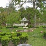 Gardens and Gazebo