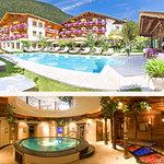 Alpenhotel Tirolerhof in Neustift Sommer