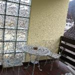 Balcony(standard Double Room