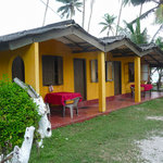 Sabine Guest House: cabanas