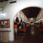 Bucios, iglesia Sta.Rita -Geriba
