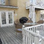 outer porch