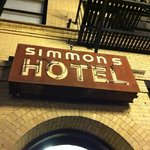 The Simmons Hotel