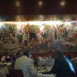 El Cardenal. Alameda. Hotel Hilton D.F.