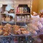 Brot und Mehlspeisen