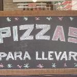 Pizzas para llevar y domicilio