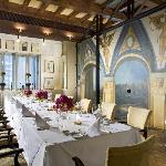 Private dining at Rossini's