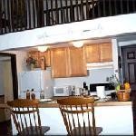 Suite with loft