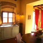 Torre Antica Apartments in Medieval Tower for Rent in Italy