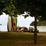 Praia do Jabaquara (próximo a Praia Serena)