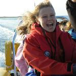 RIB Powerboat Rides with Skern Lodge in North Devon