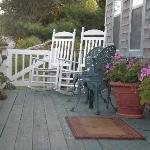Appleyard front deck