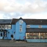 Outside Oyster Inn