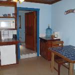 Kitchen, apartment 1