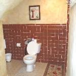 Getaway Suite Powder Room w/Shower