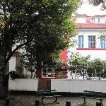 Exterior of Casa Kanela