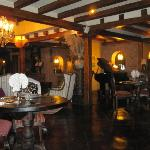 Dining Area - Hacienda Rumiloma