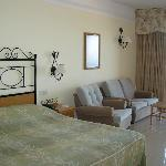 Our panoramic sea view bedroom